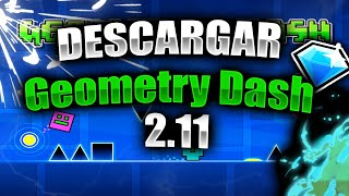 descargar geometry dash 2.11 para pc