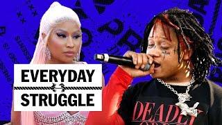 Download Nicki Minaj & Joe Budden Face Off, Ugly God & Trippie Album Reviews,T-Pain Broke?|Everyday Struggle Video
