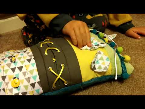 Mommy's Activity Pillow
