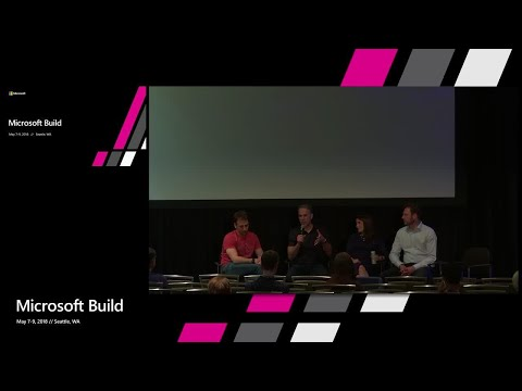 Why Developers Should Care about Infrastructure, an Executive Panel  : Build 2018