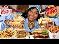 Download  Burger King Triple Vs  Wendy&'s Triple Cheeseburger  MP3,3GP,MP4