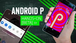Android P Hands-On: Swipe Right