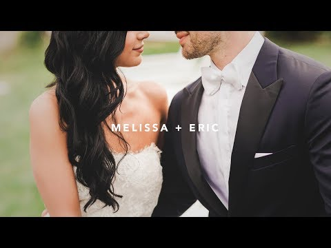 Melissa and Eric: Cinematic Wedding Film at the Inn on Longshore in Westport, CT