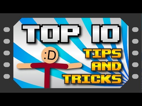 STICK NODES: Top 10 Ultimate Tips And Tricks