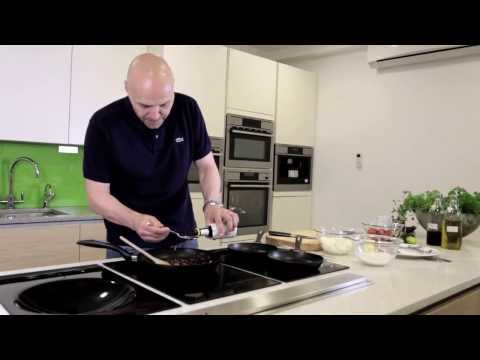 Introducing Angostura aromatic bitters to food with Simon Rimmer