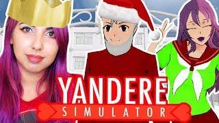 Christmas At Akademi High!   Yandere Simulator