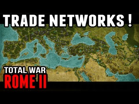Total War: Rome II - Trade Routes