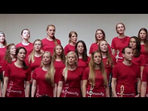Choriosity sings Cup Song (When I'm Gone) - Pitch Perfect cover a cappella