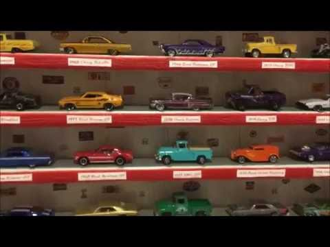 Hemingray's Workshop: How to build a Hot Wheels Car Display Rack