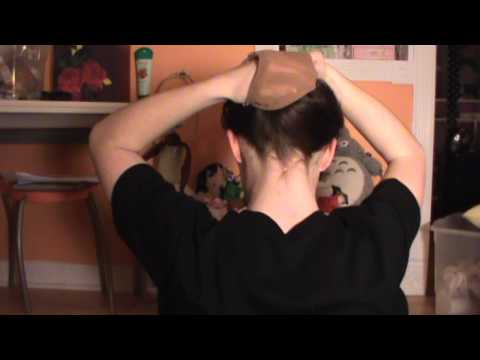 How to Put on a Wig Cap with Long Hair