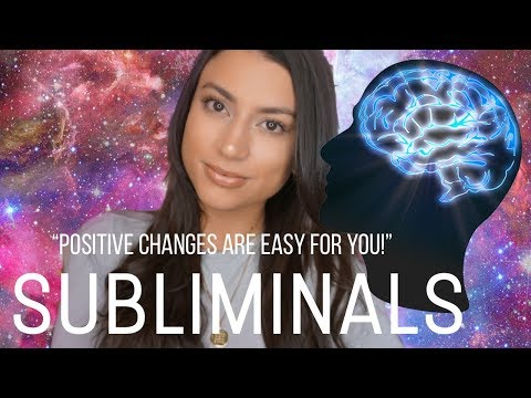SUBLIMINALS & Law of Attraction