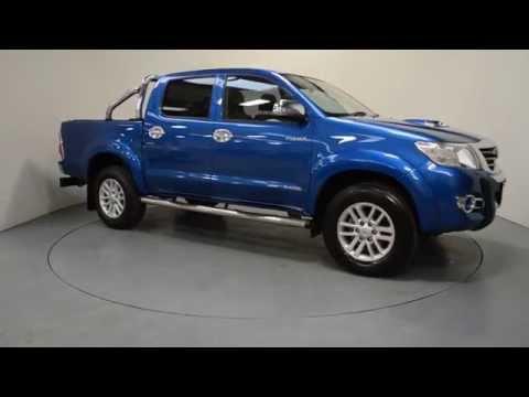 Used 2014 Toyota Hilux | Used Cars for Sale NI | Shelbourne Motors NI | FXZ5075