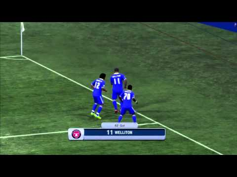 FIFA 12 - Best Goals Ultimate Team (MrAnToVeLeZ)