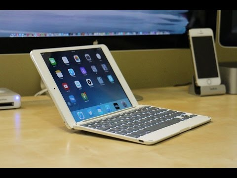 Zaggkeys Keyboard Cover for iPad Mini
