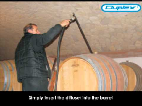 How to Safely Clean Wine Barrels with Vapor Steam Cleaner