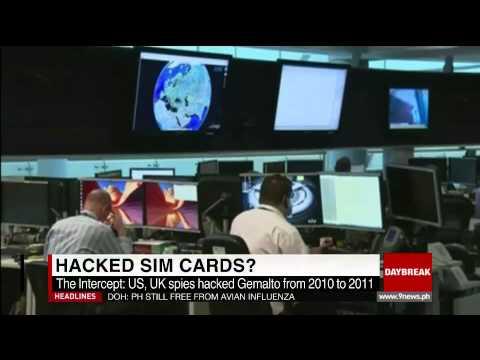 Hacked Sim Cards?
