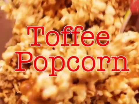 Toffee Popcorn - Readers' Best Recipes