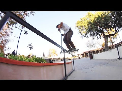 Zach Poon 2018 │ The Vault Pro Scooters