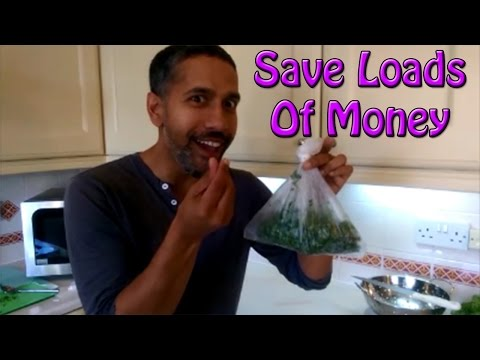 Save Loads Of Money & Time Frozen Coriander Flakes Cilantro Chinese Parsley