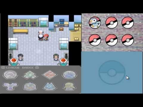 Pokemon Pearl Adventure 2-Off to Catch Pokemon!