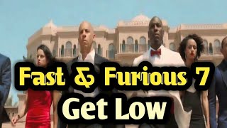 Fast & Furious 7 Soundtrack Get Low