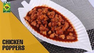 Saucy Chicken Poppers| Food Diaries | Masala TV Show | Zarnak Sidhwa