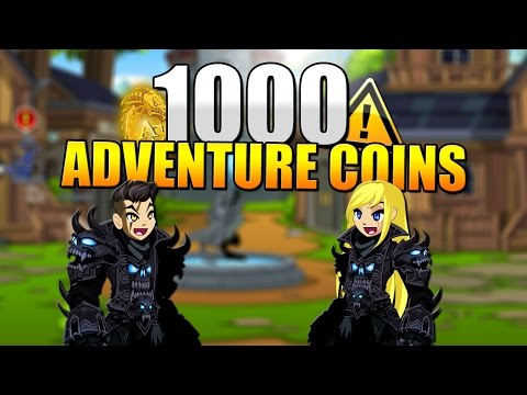 BEST USE OF 1000 ACS AQW 2016 Adventure Quest Worlds