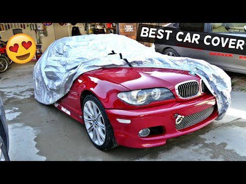BEST CAR COVER THAT WILL NOT BRAKE YOUR BUDGET