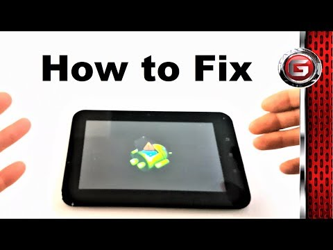 Cnm How to fix unresponsive touchscreen