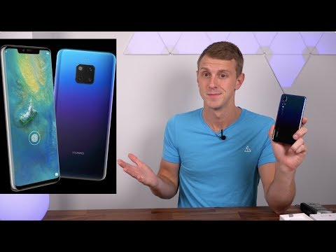 Huawei Mate 20 Pro: What To Expect!