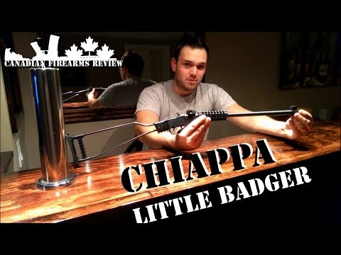 Chiappa little badger review