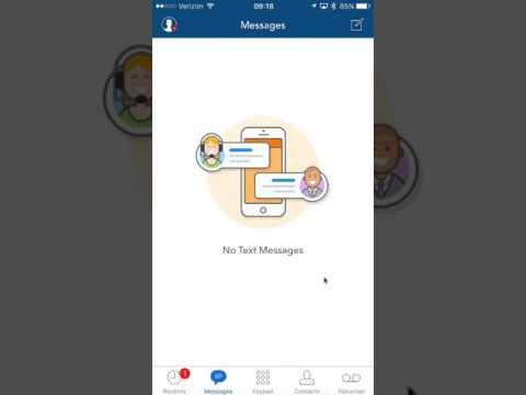 Vonage Business Phone App