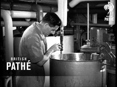 Margarine From Oil (1940-1949)