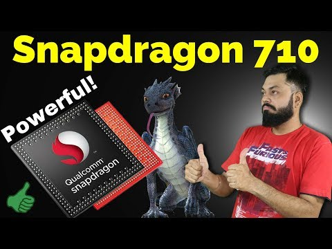 Qualcomm Snapdragon 710 - More Powerful Than 660 ? New Features, Specs, Additions, AI Engine