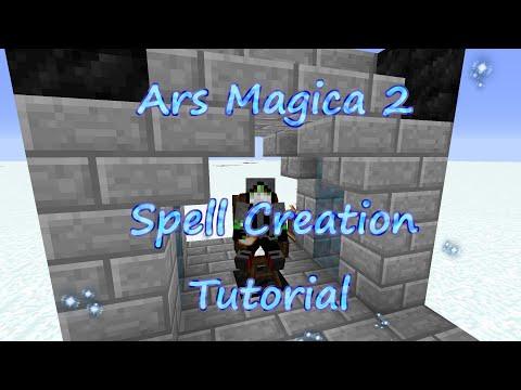 Ars Magica 2 Spell Making Tutorial