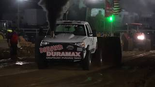 Mini Modified @ St-Isidore 2018 Tractor Pulling by ASTTQ 4K