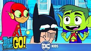 Teen Titans Go! | Teen Justice League GO!