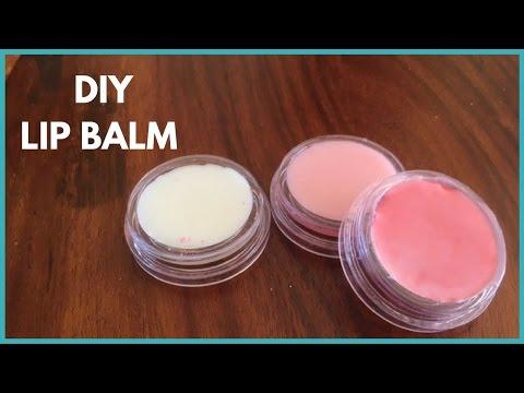 DIY | Natural Lip Balm Using Bees Wax