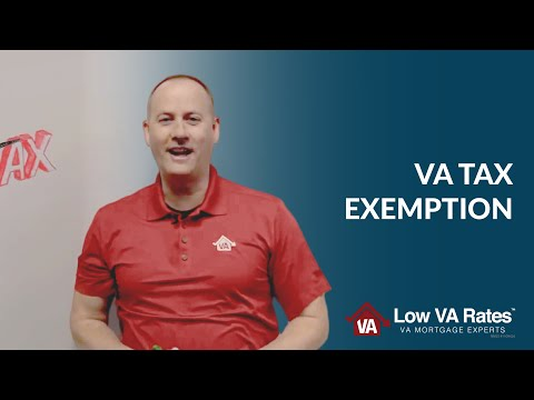 VA Tax Exemption