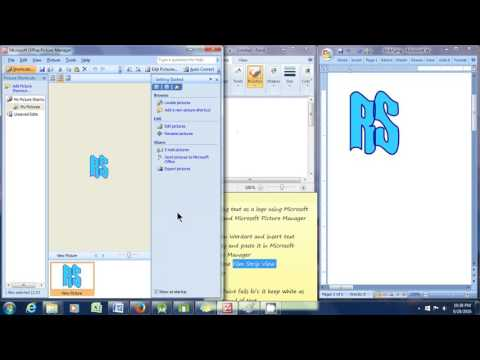 Making word art logo