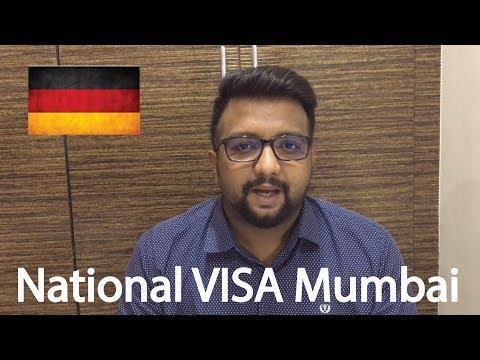 German Student Visa | National VISA | Mumbai Consulate Appointment | Sunny Londhe