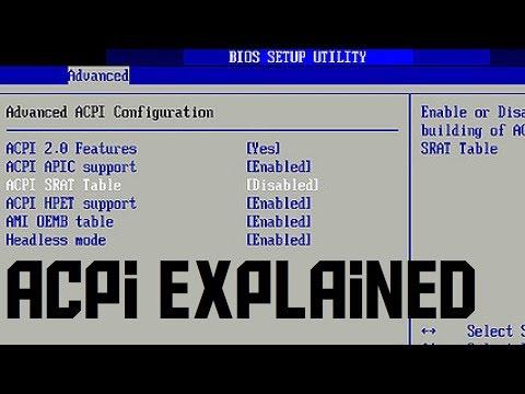 What is ACPI? (AKIO TV)