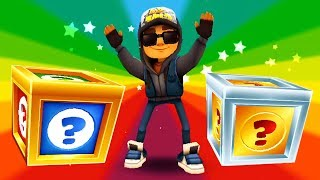 SUBWAY SURFERS GAMEPLAY HD - SHANGHAI ✔ JAKE AND 42 MYSTERY BOXES OPENING
