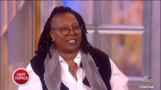 Whoopi Goldberg On Police Shootings of Black Men: I Feel Like We