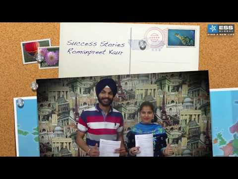 Success Stories - Romanpreet Kaur - Australia Student Visa