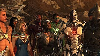Superman Goes Missing - Plan to stop Brainiac - Injustice 2 - Part 15 - Justice League