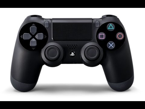 Unboxing of PS4 Controller