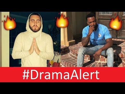 LosPollosTV Drops a DISS TRACK on CashNastyGaming! #DramaAlert 2HYPE BEEF