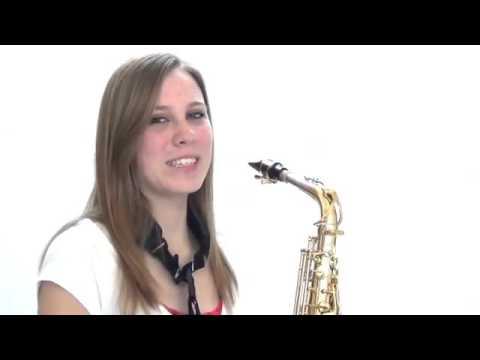 Beginners Alto Saxophone Tutorial