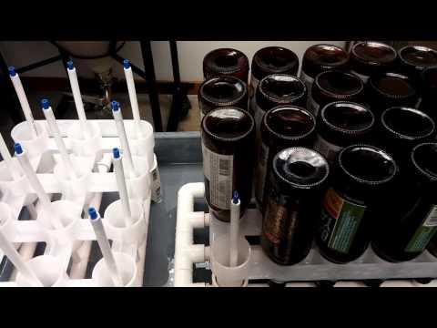 Budget Beer Bottle Washer - Sanitizer
